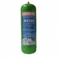 GAZ R410a BOUTEILLE 1,8 KG RECHARGEABLE