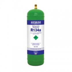GAZ R134a BOUTEILLE 2 KG RECHARGEABLE