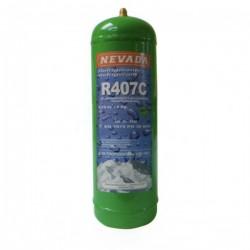 GAZ R407c BOUTEILLE 1,8 KG RECHARGEABLE