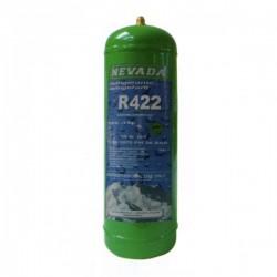 GAZ R422 (ex R22) 2 KG BOUTEILLE RECHARGEABLE