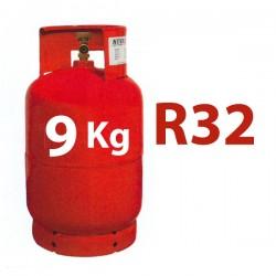 GAZ R32 BOUTEILLE 10 KG RECHARGEABLE