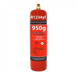 GAZ R1234yf BOUTEILLE 1 KG RECHARGEABLE