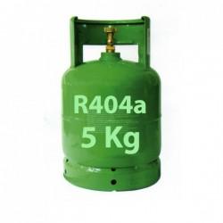 GAZ R404a BOUTEILLE 5 KG RECHARGEABLE