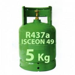 GAZ R437a (ex R12) 5 KG BOUTEILLE RECHARGEABLE