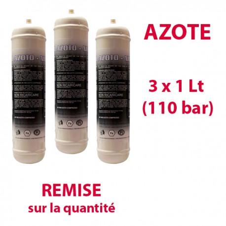 AZOTE 1Kg x3 BOUTEILLES