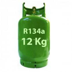 GAZ R134a BOUTEILLE 12 KG RECHARGEABLE
