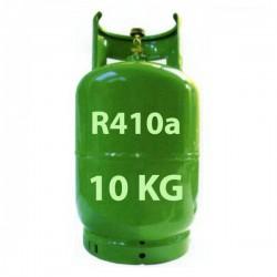 GAZ R410a BOUTEILLE 10 KG RECHARGEABLE