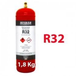 GAZ R32 BOUTEILLE 2 LT RECHARGEABLE