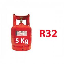 GAZ R410a BOUTEILLE 5 KG RECHARGEABLE