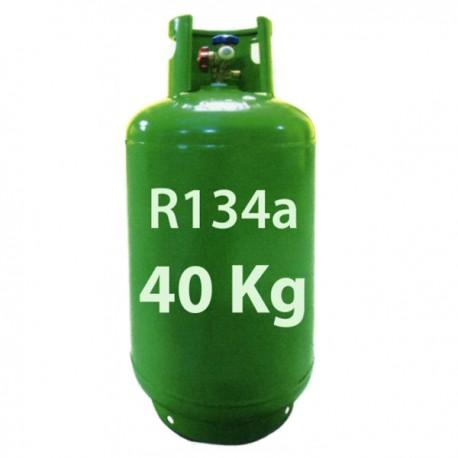 GAZ R134a BOUTEILLE 40 KG RECHARGEABLE
