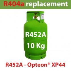 GAZ R452A (ex R404) BOUTEILLE 10 KG RECHARGEABLE