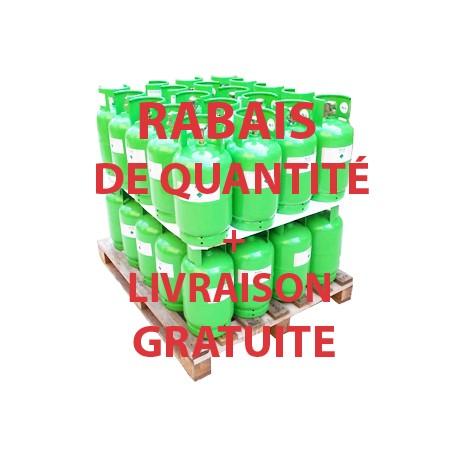 GAZ R134a rabais de quantité