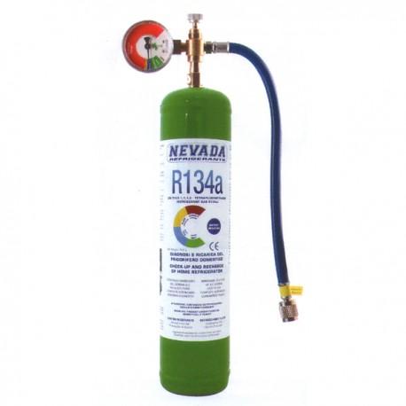 GAZ R134a KIT DE RECHARGE POUR LE FRIGO / REFRIGERATEUR