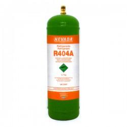 GAZ R404a BOUTEILLE 1,8 KG RECHARGEABLE