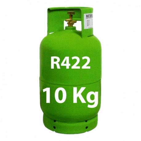 GAZ R422 (ex R22) 10 KG BOUTEILLE RECHARGEABLE